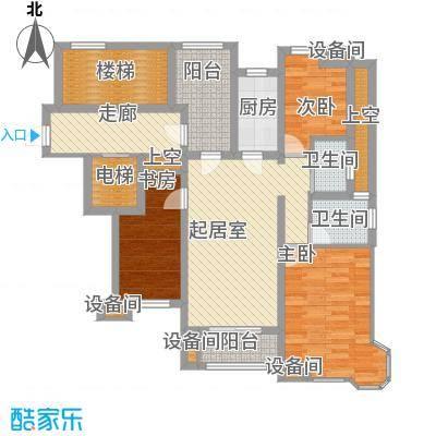 新江湾佳苑125.00㎡新江湾佳苑户型图D户型3室2厅2卫户型3室2厅2卫