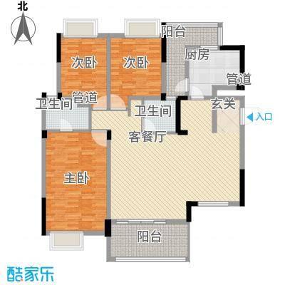 魅力空间魅力空间户型10室