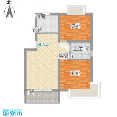 嘉骏香山苑81.95㎡嘉骏香山苑户型10室