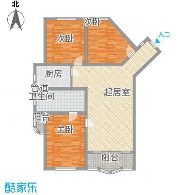 王子公寓142.20㎡上海王子公寓户型10室