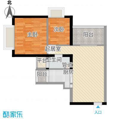 阳光城市家园深圳阳光城市家园户型图5户型10室