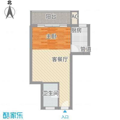 金沙丽晶苑50.00㎡上海翠逸丽晶(金沙丽晶苑)户型10室