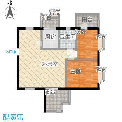 时代华庭深圳时代华庭户型图3户型10室
