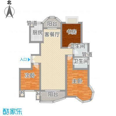翡翠上南别墅翡翠上南别墅户型图D1户型户型10室