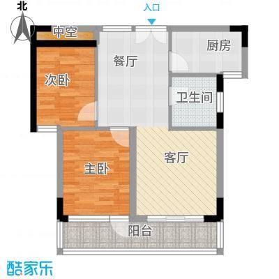 大地之歌72.00㎡大地之歌户型图户型图2室2厅1卫1厨户型2室2厅1卫1厨