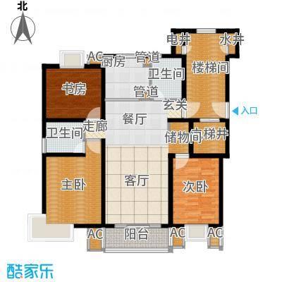 大地之歌130.00㎡大地之歌户型图户型图3室2厅2卫1厨户型3室2厅2卫1厨