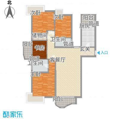 虹景花苑上海虹景花苑户型10室