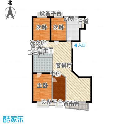 绿洲华庭苑上海绿洲华庭苑户型10室