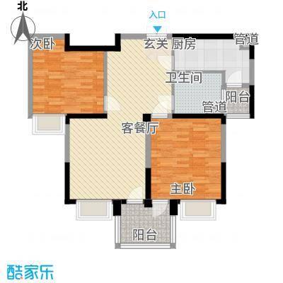 城市枫景108.00㎡城市枫景户型图户型图2室2厅1卫1厨户型2室2厅1卫1厨