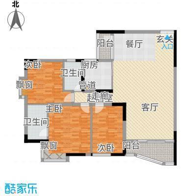名门世家127.88㎡名门世家户型图户型图53室2厅2卫1厨户型3室2厅2卫1厨