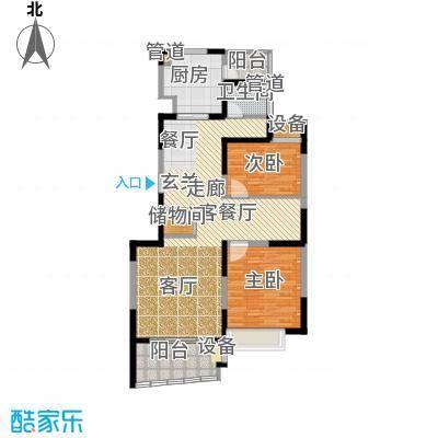 鸿发家园上海鸿发家园户型10室