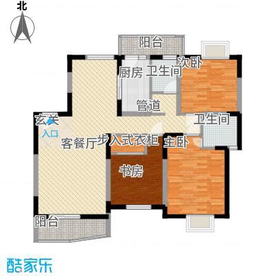现代星洲城三期上海现代星洲城三期(格调星洲)户型10室