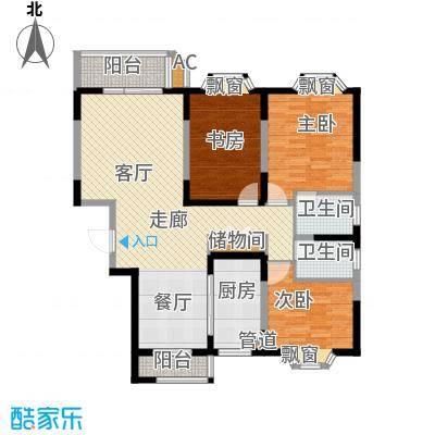新港名都花园116.00㎡新港名都花园户型图户型图3室2厅2卫1厨户型3室2厅2卫1厨