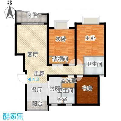 新港名都花园117.00㎡新港名都花园户型图户型图3室2厅2卫1厨户型3室2厅2卫1厨
