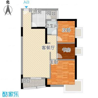 中港城深圳中港城户型图4户型10室