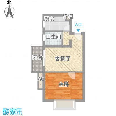 金沙丽晶苑49.00㎡上海翠逸丽晶(金沙丽晶苑)户型10室