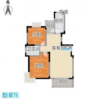 锦泽苑锦泽苑户型图户型052室2厅1卫户型2室2厅1卫