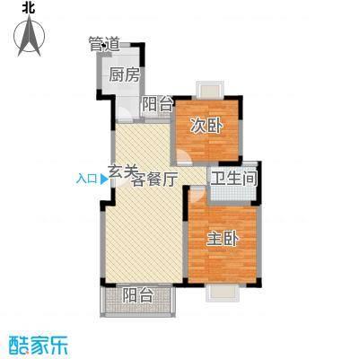锦泽苑锦泽苑户型图户型042室2厅1卫户型2室2厅1卫