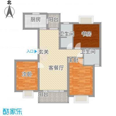 三湘世纪花城三期上海三湘世纪花城三期户型10室