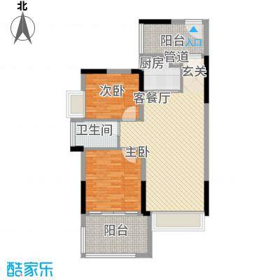 和兴花园三期深圳和兴花园三期户型图1户型10室