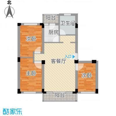 景福花园景福花园户型图户型图3室2厅1卫1厨户型3室2厅1卫1厨