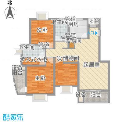 绿地公园7号133.00㎡绿地公园7号户型图D1户型3室2厅2卫户型3室2厅2卫