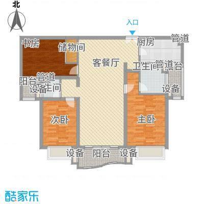 天际花园三期上海天际花园三期户型10室
