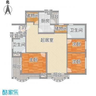 巴洛克宫廷上海巴洛克宫廷户型10室