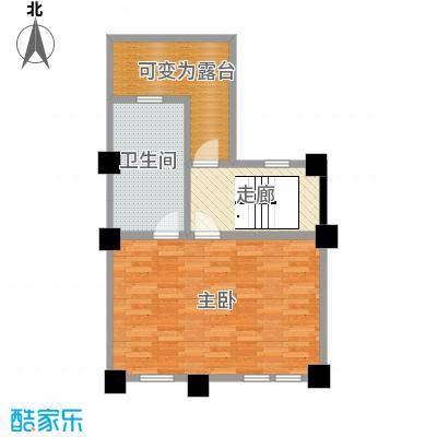 中惠团泊湾273.00㎡A三层平面图户型10室