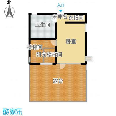 龙顺御墅307.00㎡A1三层平面图户型10室