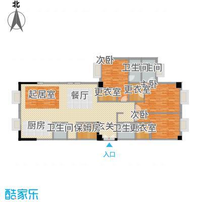 官邸3号230.23㎡f(售罄)户型10室