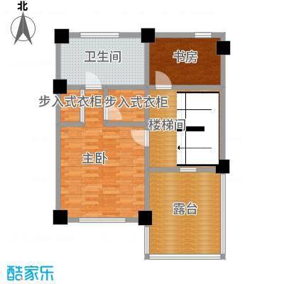 中惠团泊湾375.00㎡C1三层平面图户型10室