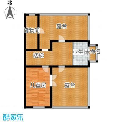 贻成水木清华100.88㎡别墅三期TH3三层户型10室