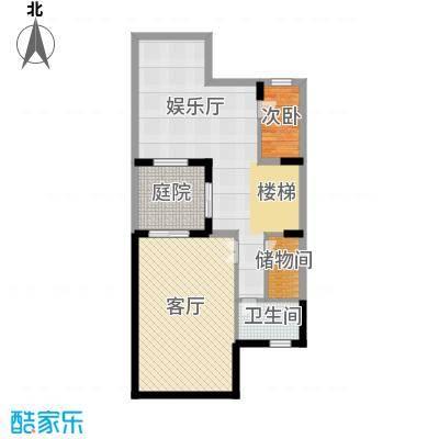 萨拉曼卡73.41㎡丰联别墅L2-底层户型10室