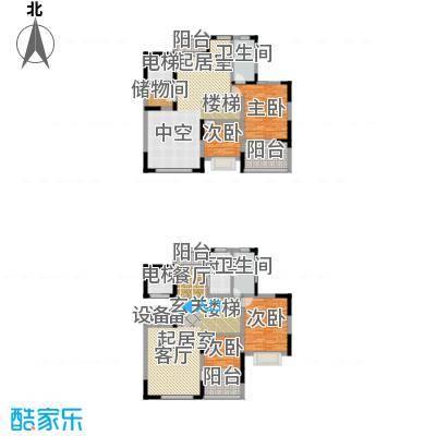天一城天一城户型图4室3厅2卫(2/14张)户型10室