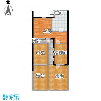 富力湾・半岛别墅287.55㎡L1三层平面图户型10室