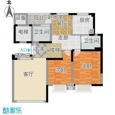 天一城天一城户型图223平R(11/14张)户型10室