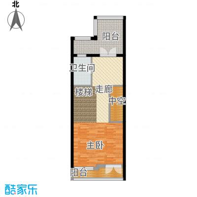 翰吉斯国际商务区-莱蒙国际公馆180.00㎡3层户型
