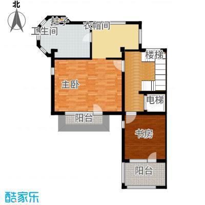 金地紫乐府92.42㎡户型10室