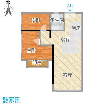 塞纳公馆104.80㎡12-1#11-26层-户型10室