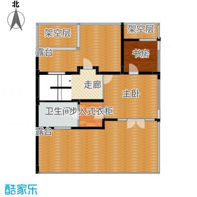弘泽制造133.90㎡联排T3-5户型10室