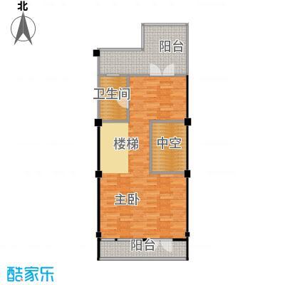 莱蒙国际公馆200.00㎡3层户型10室