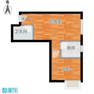 天和林溪52.22㎡C1户型10室