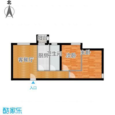 天和林溪69.76㎡A4户型10室