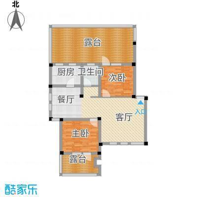 大华曲江公园世家89.56㎡户型10室