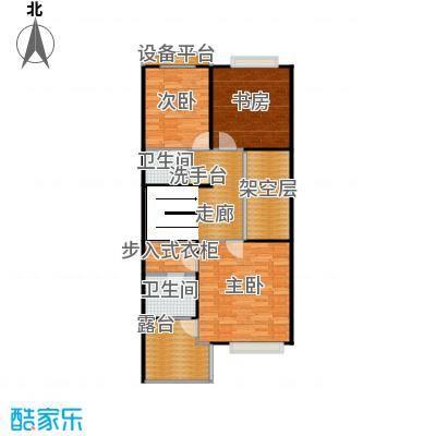 中信�台93.00㎡lb1-2层户型10室