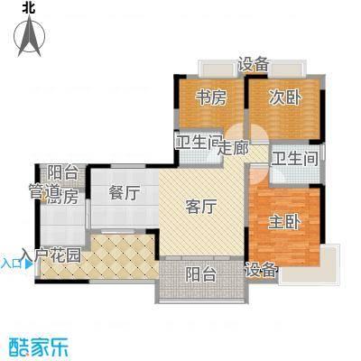 万友七季城万友七季城户型图(13/15张)户型10室