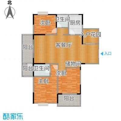 江雁mini格调139.34㎡户型10室