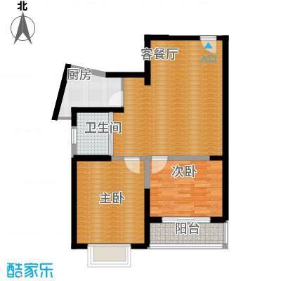 郑和国际广场78.08㎡01栋7-27层-C-2套型户型10室