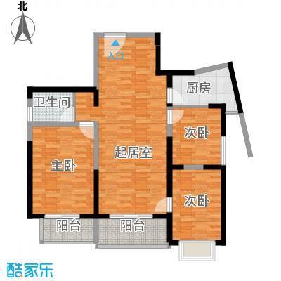 郑和国际广场99.60㎡0203栋30-31层B1-3套型户型10室
